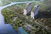 Căn hộ sân vườn view sông Q.7, TT 35% nhận nhà, hỗ trợ 70%, 2PN, 2WC, chỉ 1.7 tỷ. 0901465399