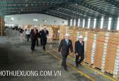 Cho thuê xưởng 1610m2 tại Hải Dương, gần cảng Cống Câu