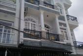 Nhà DTSD 230m2 DT 7.5x11m 1 trệt 2 lầu sân thượng hẻm 6m