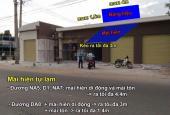 Cần cho thuê kiot ngay đường D1 Việt Sing VSIP1 Bình Dương. 0989 337 446 zalo