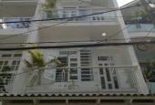 Bán nhà 4.2x16m, 3 lầu, hẻm thông 6m, Phan Huy ích, P14, Gò Vấp, 3.95tỷ