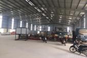 Công ty Gia Bình cho thuê kho xưởng DT 3000m2 KCN Phố Nối B, Hưng Yên. Lh 0979 929 686