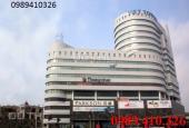 Cho thuê văn phòng tòa nhà Việt Tower (Parkson), Thái Hà, Đống Đa, LH trực tiếp BQL 0989410326