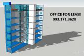 Đỗ Đầu Land cho thuê văn phòng quận 3, MT Võ Văn Tần, hỗ trợ thiết kế. LH: 093.171.3628