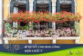 Vinhomes Riverside-The Harmony: liền kề biệt thự bên hồ 12ha mang phong cách lãng mạn của Ý
