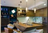 Cho thuê căn hộ 5 sao, 2pn ntcc (91m2) lầu 19 tháp Sapphire giá 19 triệu/th