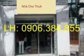 Cho thuê nhà 2 mặt tiền Trần Bình Trọng, 4,3 x 9m (nở hậu 5m). Giá 15 tr/th (gần Nguyễn Văn Đậu)