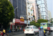 Thanh lý nhà MT Nguyễn Đình Chiểu góc Cao Thắng, quận 3, DTXD 11m x 36m, GPXD hầm, 12 lầu