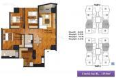 Gia đình cần bán gấp căn hộ 125m2 tòa B chung cư New Skyline Văn Quán, giá 24tr/m2