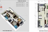 Hot bán 65m2 tòa B VC2 Golden Heart - Kim Văn Kim Lũ của chủ đầu tư Vinaconex 2