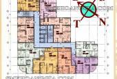 Cần bán gấp căn hộ chung cư Sme Hoàng Gia - Tô Hiệu, DT 84m2 tầng 18C7, giá 16tr/m2, LH: 0985354882