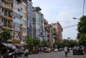 Cho thuê nhà mặt phố Trần Quốc Hoàn, Hà Nội diện tích 100m2 x 4 tầng, mặt tiền 8m