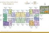 CC bán gấp chung cư Park Hill Times City, Park 12 tầng 1602 (79.2m2) bán giá 2.7 tỷ. (0906 219 448)