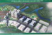Bán lô đầu ve Tây tứ trạch khu đô thị Xanh Nam trung tâm TP Thanh Hoá