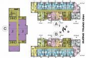 Chính chủ bán gấp căn 1505, DT 68m2 CC 219 Trung Kính, giá 31tr/m2, LH 0934568193