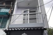 Bán nhà 2 lầu, 3 MT hẻm thông 4m, Trần Quang Diệu, Q3, DT: 3x8m. Giá 2,8 tỷ