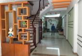 Cho thuê nhà riêng ngõ 140 Nguyễn Xiển, nhà 65 m2 x 5 tầng, nhà mới đẹp, ô tô đỗ cửa