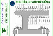 Đất nền KDC An Phú Đông, Vườn Lài, SHR thổ cư