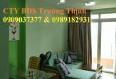 Căn hộ cao cấp Dragon Hill cho thuê, DT: 67m2, 2 phòng ngủ có nội thất, 11 triệu/tháng, 0909037377
