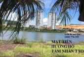 Bán ô đất khu đô thị mới Cái Dăm đối diện hồ tắm nhân tạo