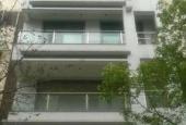 Cho thuê nhà liền kề MP Trung Kính, DT 90m2, xây 5 tầng, MT: 5,5m, giá 38.5tr/ tháng. LH 0984250719