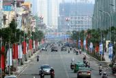 Bán BT xây thô mặt phố Trần Thủ Độ, gần bến xe Nước Ngầm Giải Phóng, 286m2 x 3 tầng. 68 triệu/m2