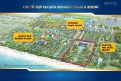 Bán đất nền Sonasea Paris Villas giá CĐT chỉ từ 2.6 tỷ