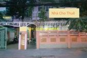 Cho thuê nhà mặt tiền Nguyễn Huy Lượng (14 x 14m), 1 trệt, 3 lầu