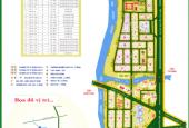 Bán đất nền biệt thự Sadeco Ven Sông Tân Phong, quận 7, giá chỉ 58tr/m2. LH: 0902.916.413