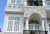 Nhà ngay khu biệt thự Nguyễn Thị Tú, DT: 4,02x18m, 2 lầu mới, 2,55 tỷ