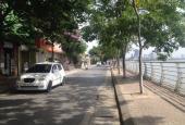 CC Bán gấp 225m2 đất biệt thự LK Phú Thượng gần Bến Bạc mặt phố 144 An Dương Vương, Tây Hồ, SĐCC
