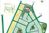 Cần bán lô biệt thự phía sau TTTM Vivo City, Quận 7 giá 53tr/m2 (Sổ đỏ)