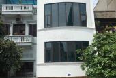 Cho thuê nhà 4,5 tầng mặt ngõ 2 ô tô tránh nhau phố Trần Bình, Mai Dịch, Cầu Giấy, HN