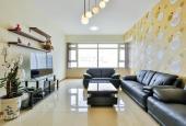 Cho thuê căn hộ Sài Gòn Pearl 140m2, 3 phòng ngủ, bày trí đơn giản