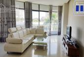 Cho thuê căn hộ City Garden, 73m2, 2 phòng ngủ nội thất cao cấp, 17 triệu/tháng