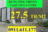 Cần bán gấp lô đất đường Liên Phường, Quận 9, *1.575 tỷ/51m2*, dự án Tín Hưng, ngay Đỗ Xuân Hợp