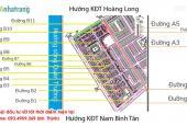 Bán đất tái định cư VCN Phước Long 2 - xây dựng tự do