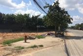 Lô đất mặt tiền đường Lê Thị Trung, KDC Bình Chuẩn, Thuận An, sổ đỏ, cần bán gấp