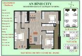 Bán căn đẹp giá rẻ nhất dự án An Bình City, 232 Phạm Văn Đồng, Hà Nội