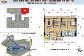 Bán căn hộ số 8 và 10 tầng 10 chung cư VP4 bán đảo Linh Đàm