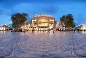 Ki ốt trung tâm thương mại mặt tiền đường 47m, đối diện kcn Giang Điền