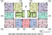 Chung cư A10 Nam Trung Yên danh sách các căn hộ 60m2, 65m2, 72.1m2 đang giao dịch