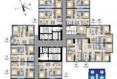 Bán căn hộ chung cư Goldmark City, căn tầng 2515, DT 99.64m2, giá 24 tr/m2. LH 0904517246