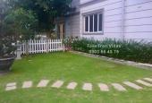 Cho thuê biệt thự Thủ Đức Garden Homes, sân vườn rộng 311m2, mặt tiền