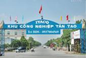 Trí BĐS, chuyển nhượng 9.000m2 nhà máy thép KCN Tân Tạo, vị trí đẹp giáp Quốc Lộ 1A. 90 tỷ