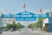 Trí BĐS - Nhà xưởng 8.345m2 KCN Tân Tạo, đất ổn định lâu dài, xưởng cao đẹp, giá tốt 87 tỷ