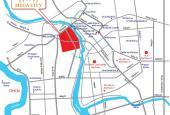 Đất nền dự án Mega City, mặt tiền Hùng Vương, Bến Cát, Bình Dương. Ms Trang: 0906378595