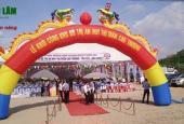 Bán đất nền KĐT An Huy, TT Cao Thượng Bắc Giang, giá chỉ từ 7tr/m2
