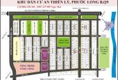 Bán đất nền dự án An Thiên Lý Quận 9, DT 5x25m, đường 30m