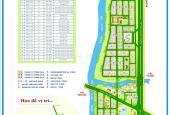 Cần tiền bán gấp đất nền nhà phố dự án Sadeco Ven Sông Tân Phong giá rẻ